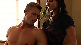 As well horny cougar Kendra Urge