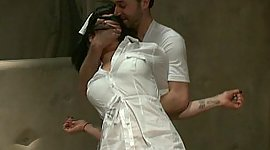 Nurse Erotic asphyxiation Noir gets..