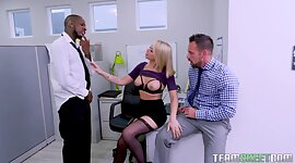 Naughty milf Zoey Monroe is drilled by..