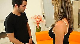 Led on by a Cougar Kristal Summers