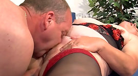 Exotic man fucks two sex-crazy..